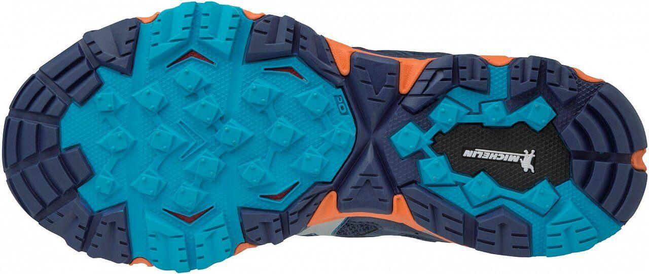 Mizuno Wave Mujin 5 GTX - dámske bežecké topánky  dcbc7420aa0