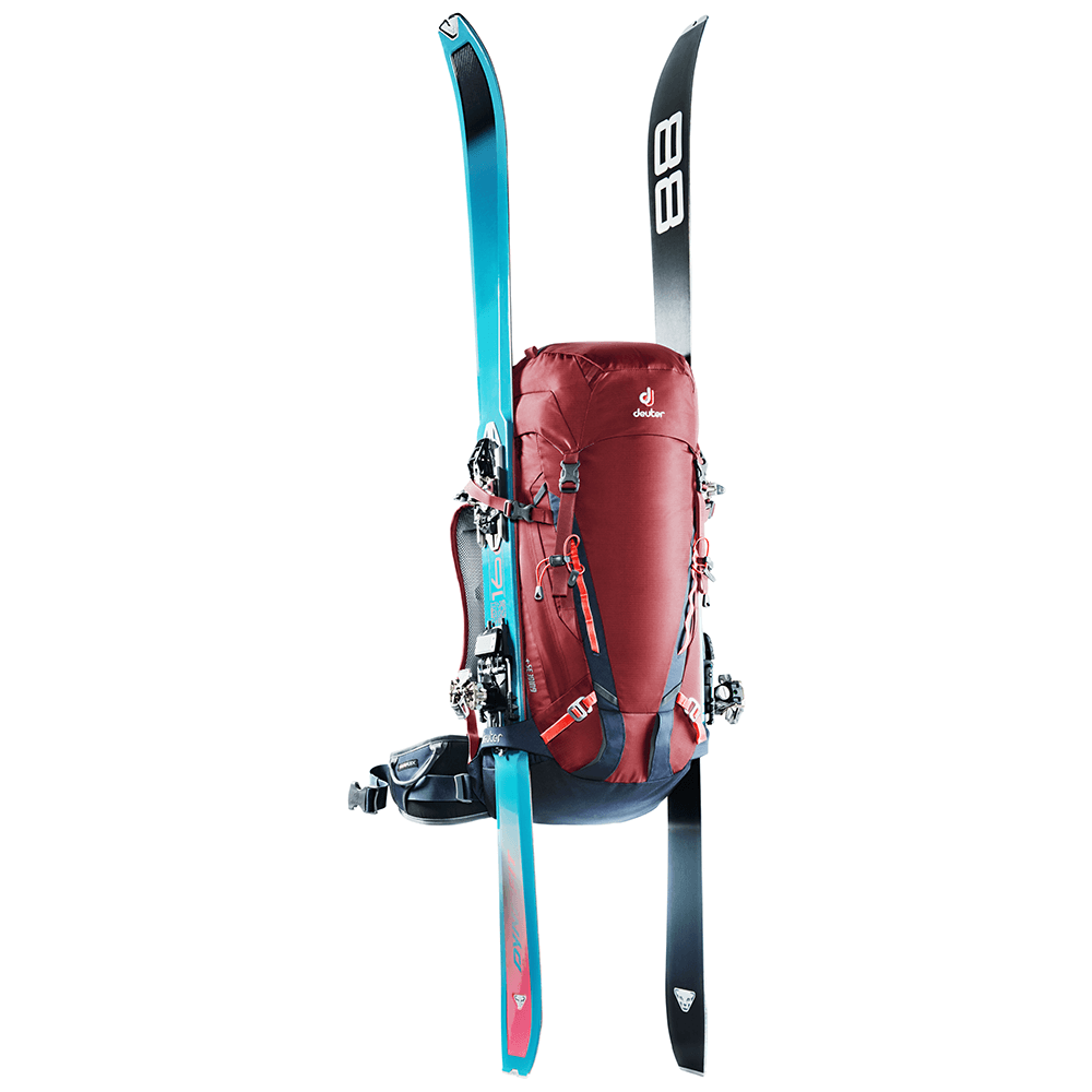 578da202d09 Deuter Guide 35+ Cranberry-navy