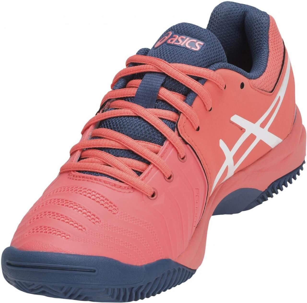 Asics Gel Resolution 7 Clay GS - dětské tenisové boty  9043c8e728
