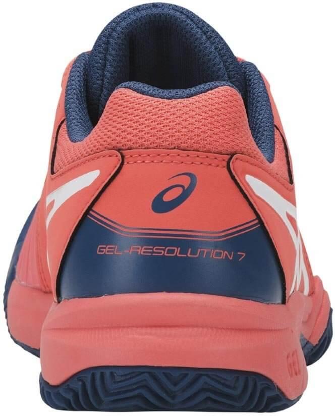 Asics Gel Resolution 7 Clay GS - dětské tenisové boty  013a6420a03a5