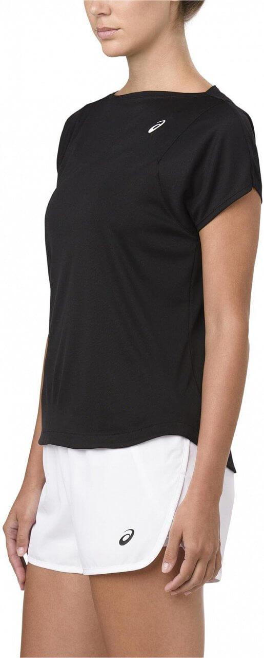 a522449ab36b Asics Practice SS Top. Dámské tenisové tričko