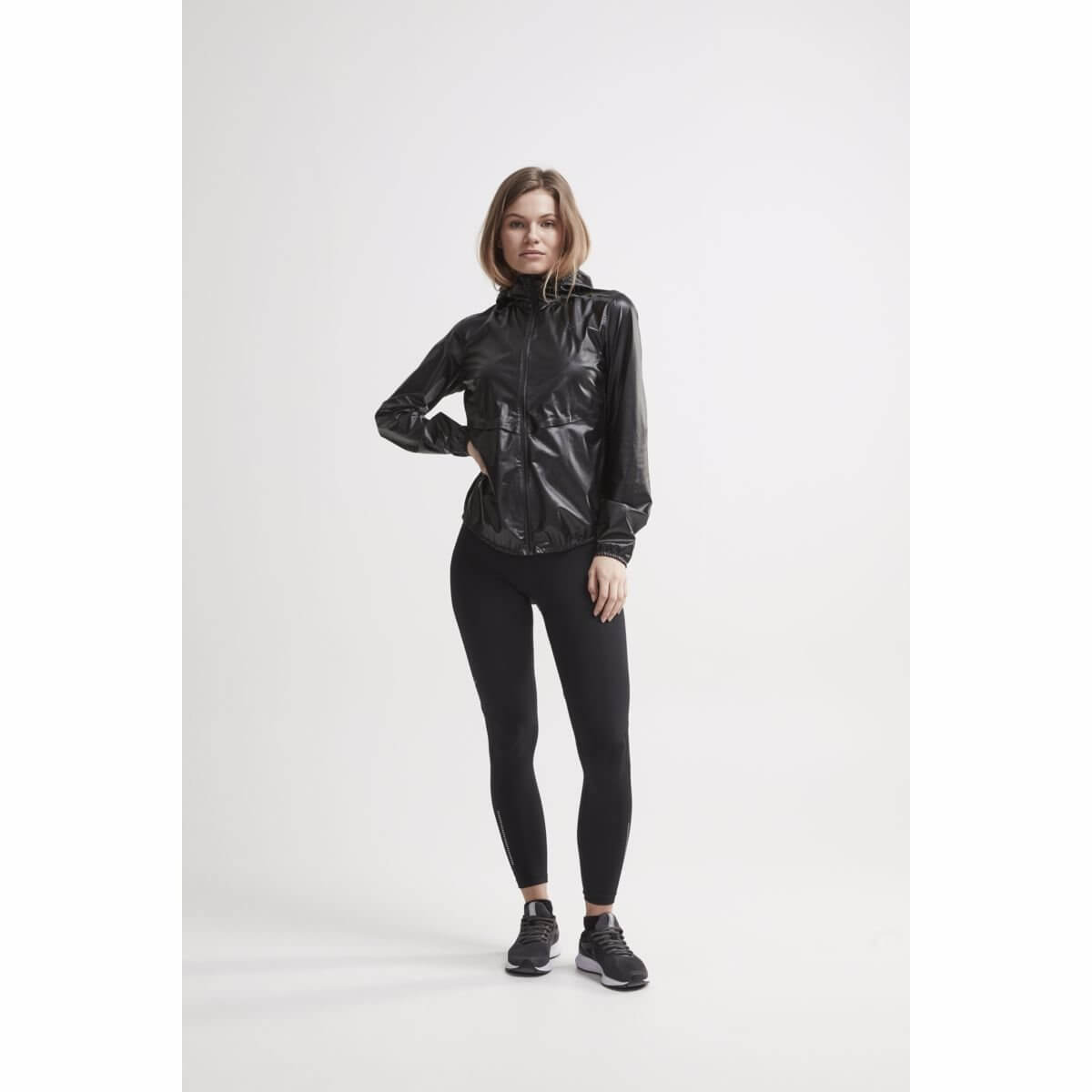 a4fc0c9c80be Craft W Kalhoty Nanoweight 7 8 černá - dámske nohavice