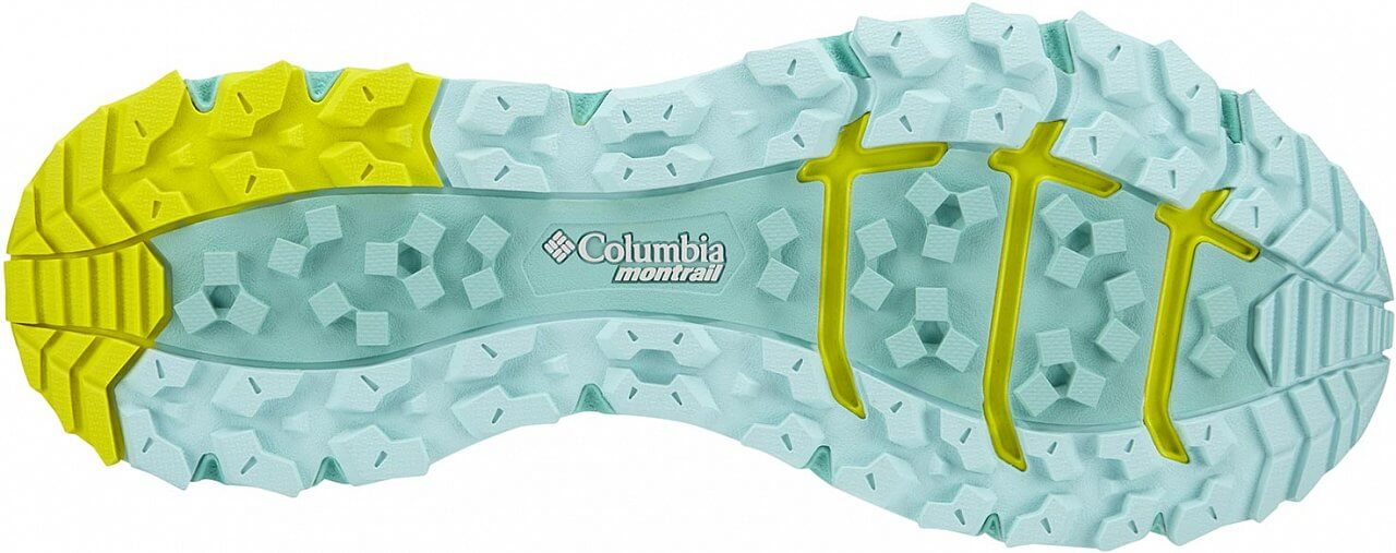 Columbia Montrail Caldorado II - dámské běžecké boty  3eaeb02cbb