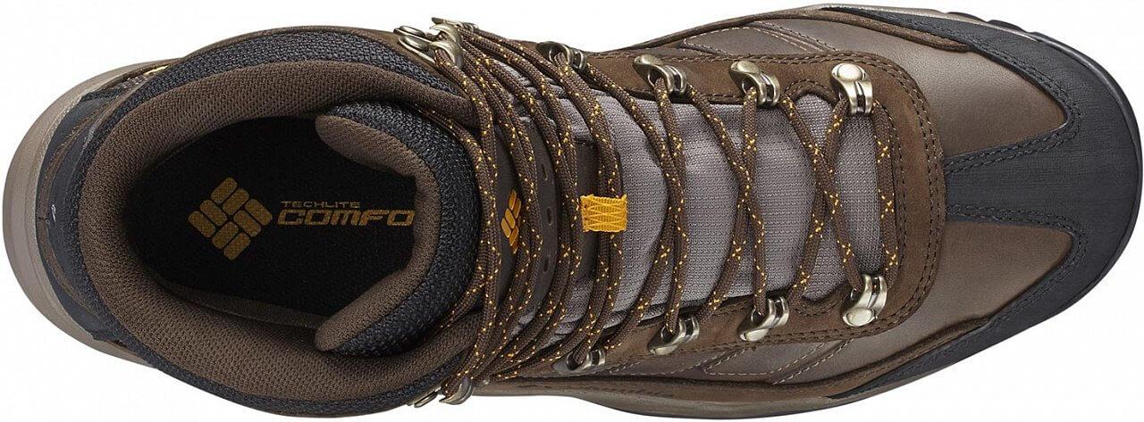 d7e778e0f1c Columbia Daska Pass III Titanium Outdry - pánské outdoorové boty ...