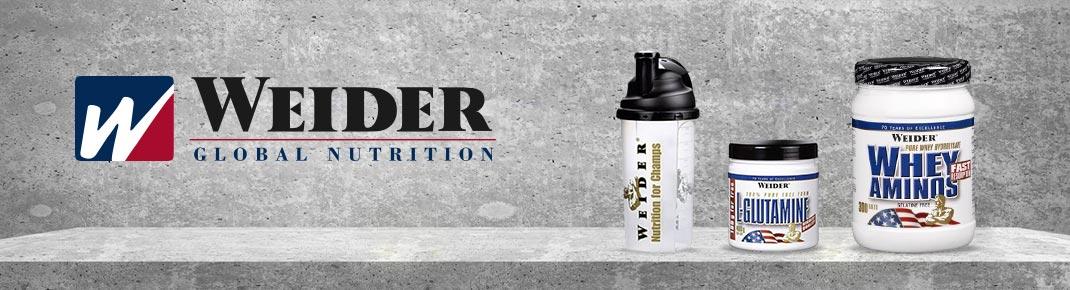Sportovní výživa Weider