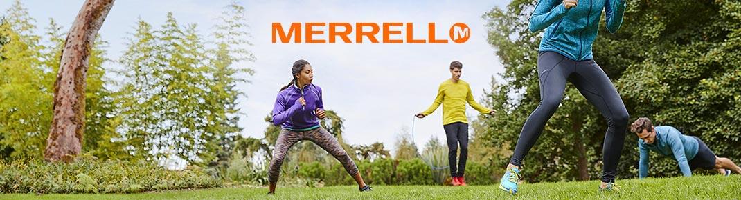 Buty outdoorowe Merrell