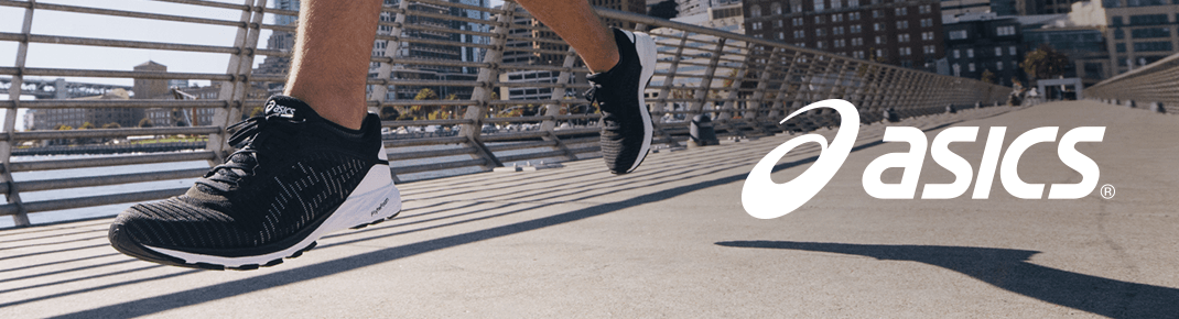 Špičkové běžecké boty a oblečení Asics