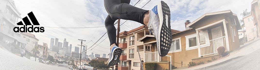 Boty a oblečení adidas