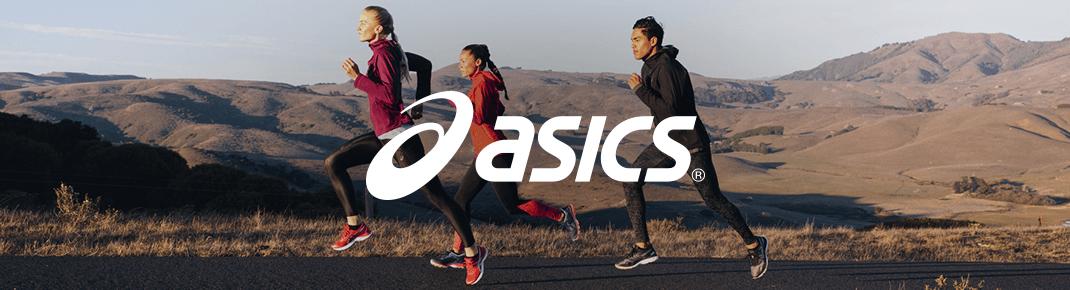 Bežecké topánky a oblečenie Asics