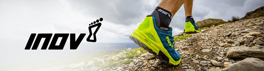 Lauf-Schuhe und -Kleidung Inov-8