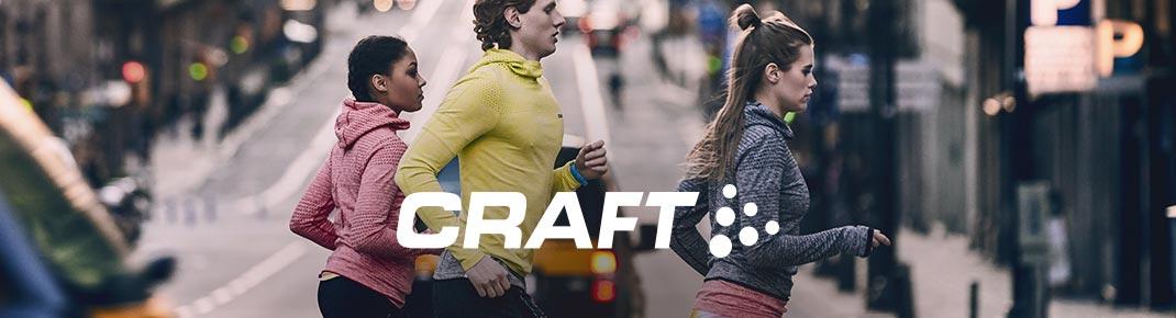 Športové oblečenie a vybavenie Craft