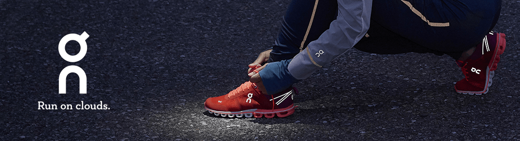 Bežecké topánky a oblečenie On Running