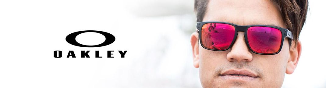 Slnečné okuliare a ďalšie vybavenie Oakley