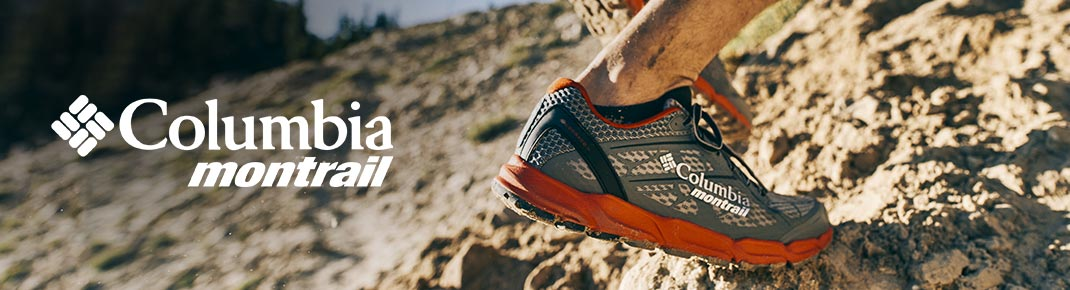 Trailové běžecké boty Columbia Montrail