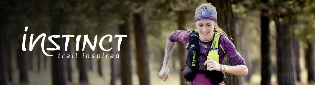 Vybavení na trailový běh InStinct