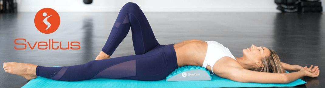 Fitness vybavení Sveltus