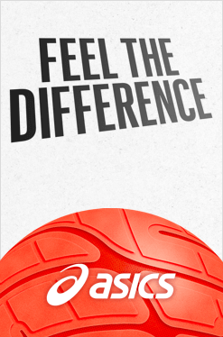 Asics Feel the difference CZ