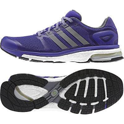 Dámské běžecké boty adidas adistar boost w glow