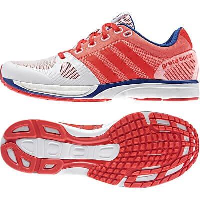 Dámské běžecké boty adidas grete 30 boost w