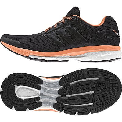 Dámské běžecké boty adidas supernova glide 7 w Textile