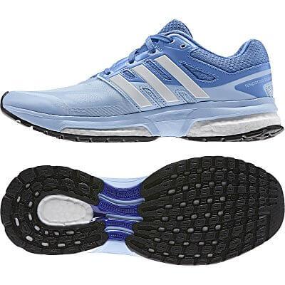 Dámské běžecké boty adidas response boost techfit w