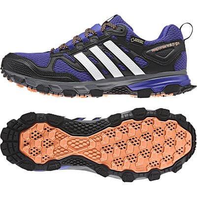 Dámské běžecké boty adidas response trail 21 w gtx