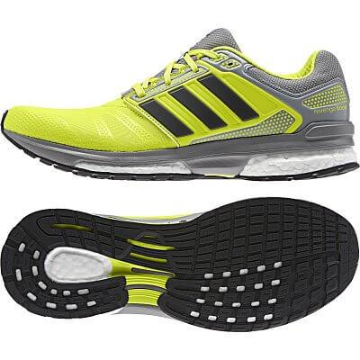 Pánské běžecké boty adidas revenergy boost techfit 2 m Textile