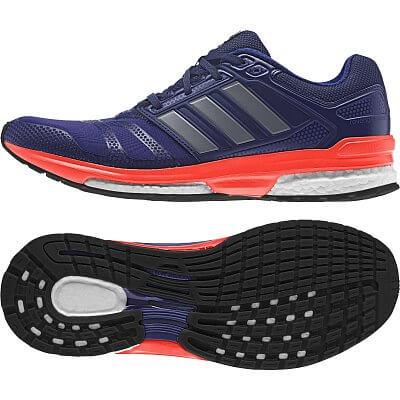 Pánské běžecké boty adidas revenge boost techfit 2 m Textile