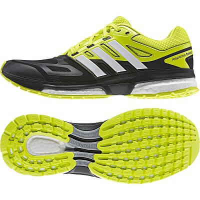 Pánské běžecké boty adidas response boost techfit m