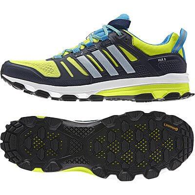 Pánské běžecké boty adidas supernova riot 6 Textile