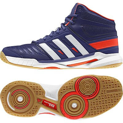 Pánské halové boty adidas stabil hi 10.1