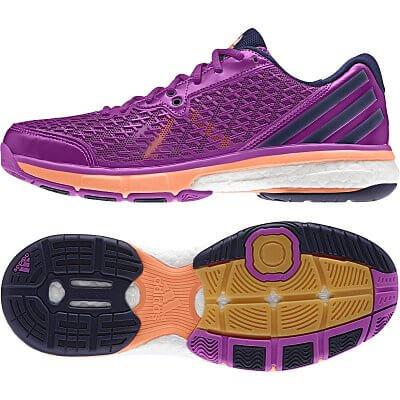 Dámské halové boty adidas volley boost