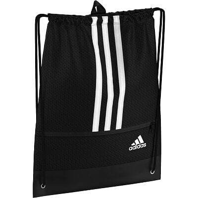 adidas performance 3-stripes gym bag