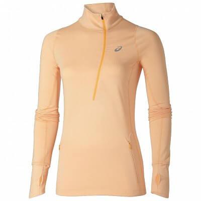 Dámské běžecké tričko Asics X 1/2 Zip LS Top