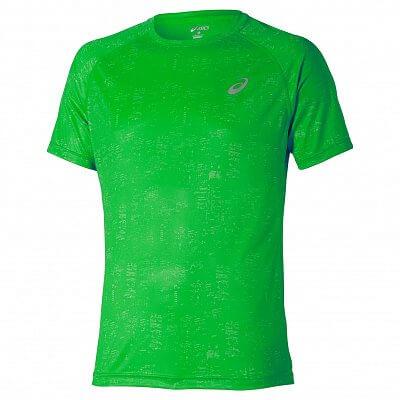 Pánské běžecké tričko Asics Graphic Top SS