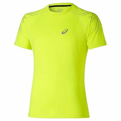 Pánské běžecké tričko Asics Stripe SS Top