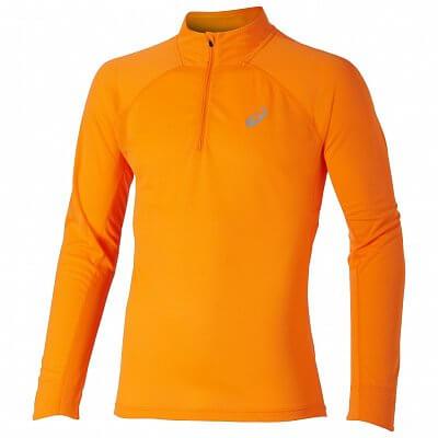 Pánské běžecké tričko Asics Mile LS 1/2 Zip Top