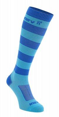 Podkolenky Inov-8 LONG SOCKS blue/blue modrá
