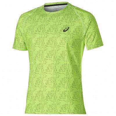 Pánské běžecké tričko Asics Ms Fujitrail Light Top