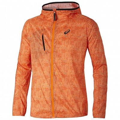 Pánská běžěcká bunda Asics Ms Fujitrail Packable Jacket