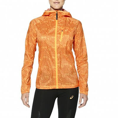 Asics Ws Fujitrail Packable Jacket
