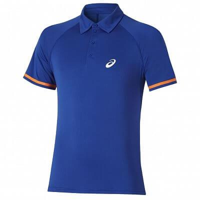 Pánské tenisové tričko Asics Athlete Lightweight Polo