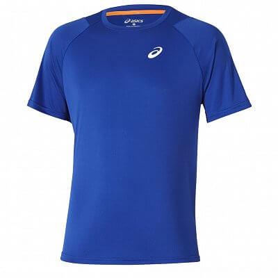 Pánské tenisové tričko Asics Club Short Sleeve Tee