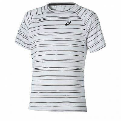Asics Club Graphic Short Sleeve Tee