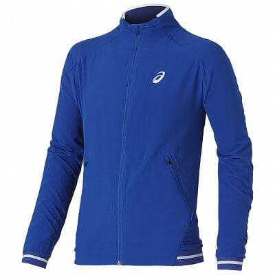 Pánská tenisová bunda Asics Club Woven Jacket