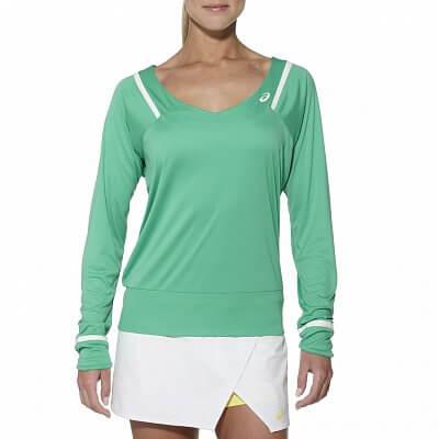 Dámské tenisové tričko Asics Athlete Long Sleeve Top