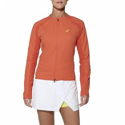 Dámská tenisová bunda Asics Athlete Track Jacket