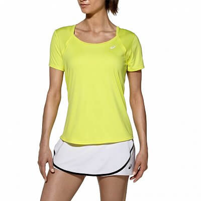 Asics Club Short Sleeve Top