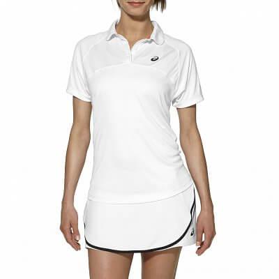 Dámské tenisové tričko Asics Club Short Sleeve Polo