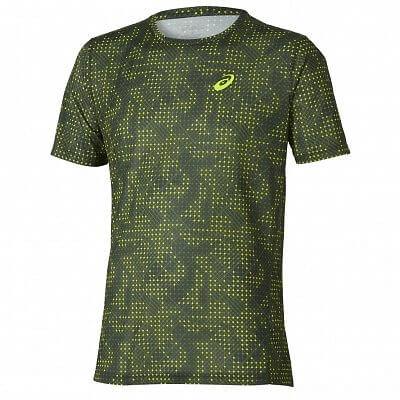 Pánské běžecké tričko Asics Print Tee